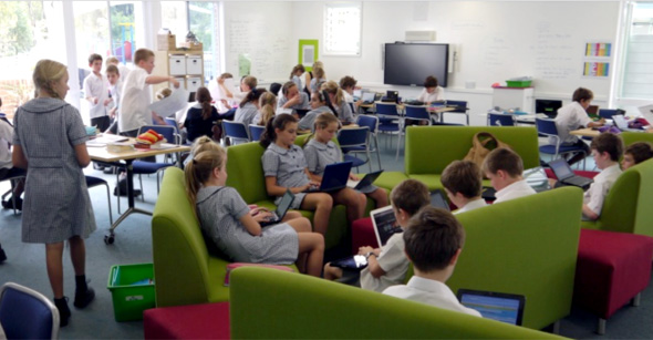 Innovative Ict Classroom ~ The power of openness place people and pedagogy