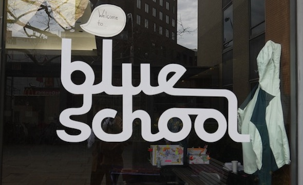 Welcome to the Blue School