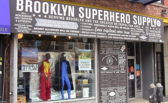 826 Superhero
